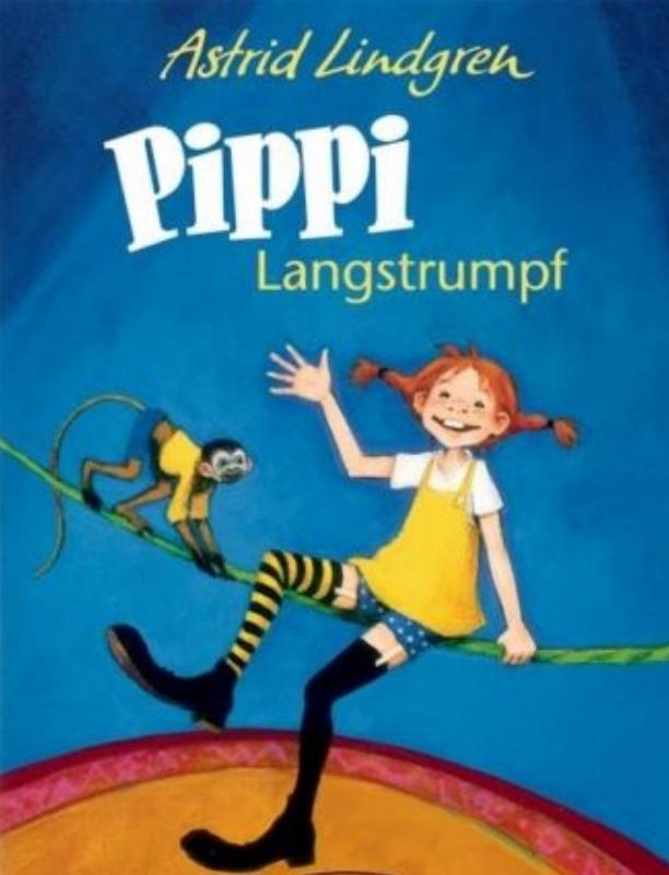 Vor allem die Geschichten, die Pippi in ihrer Villa Kunterbunt erlebt, gefallen mir.