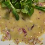 Winterliche Salatsauce