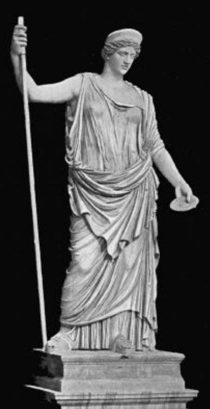 Römische Göttin Juno